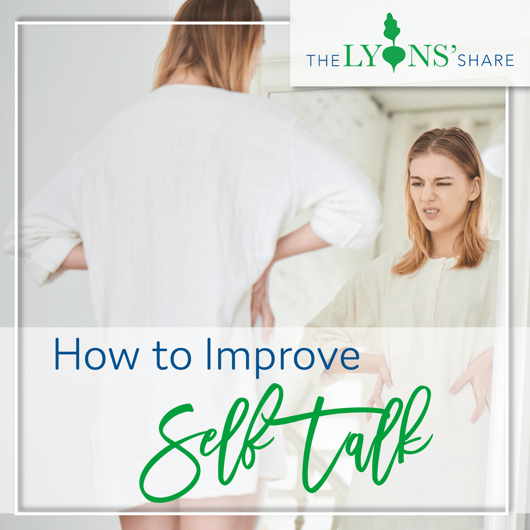How To Improve Self-Talk