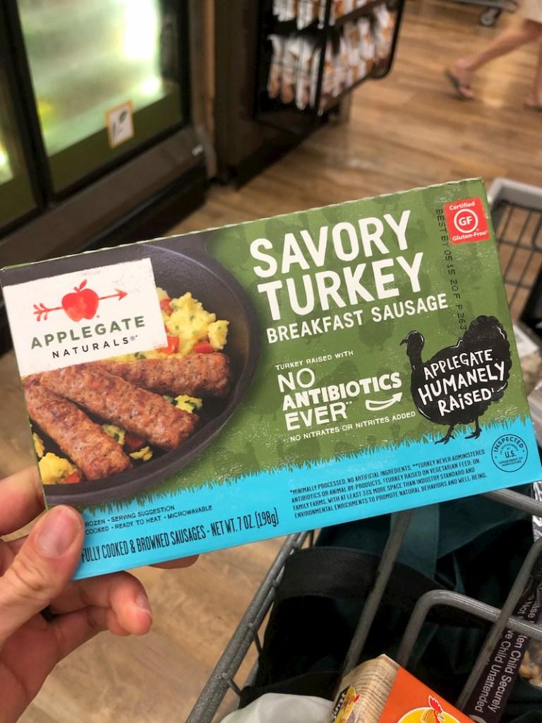 Applegate turkey links