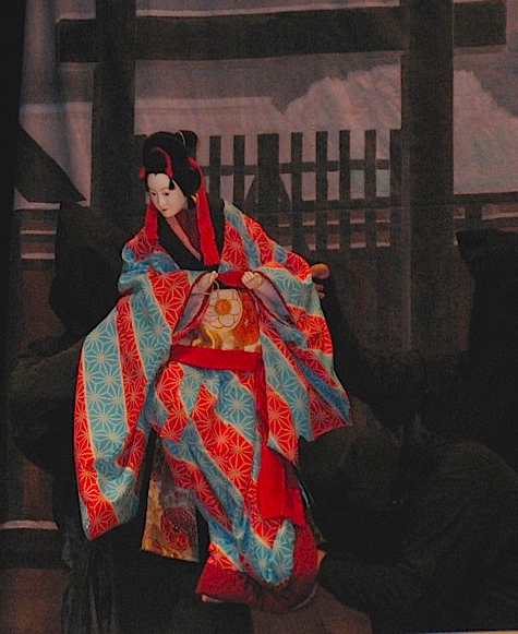 """An Evening of Bunraku – Traditional Japanese Puppetry"""