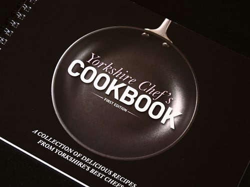 Yorkshire Chef's Cookbook Leeds Guide