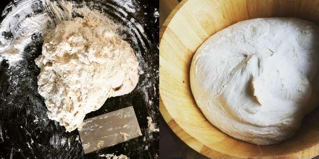 Stirato or Italian baguettes