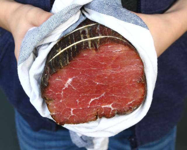 How to make bresaola