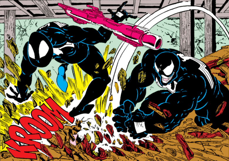 Image result for Amazing Spider-Man #300