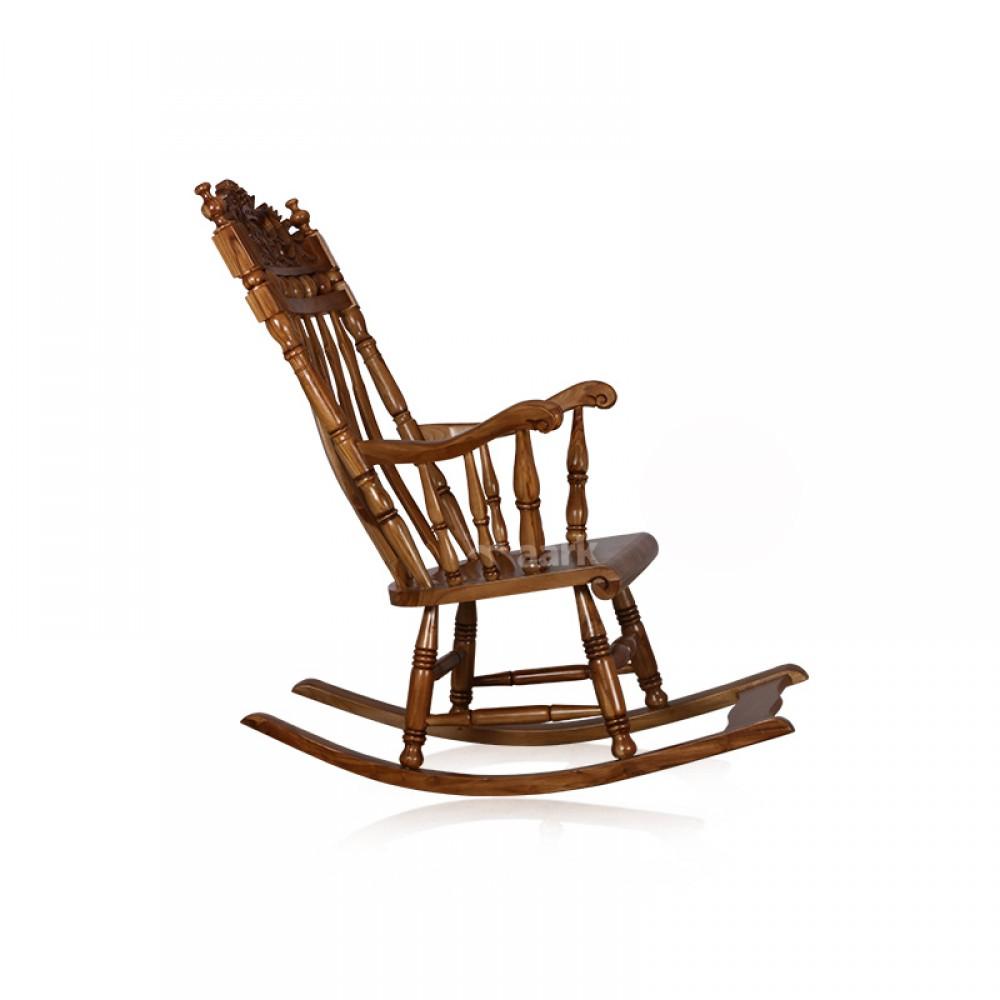 Rocking Chair  Teak Wood Rocking Chair  Modern Rocking chair