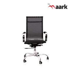 Revolving Chair Used Spandex Covers Banquet Buy Furniture Online Store In Tamilnadu Office Black