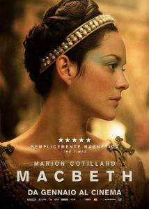 Marion Cotillard in Macbeth