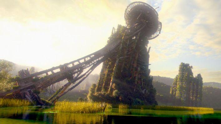 Shannara tower