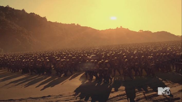 shannara esercito