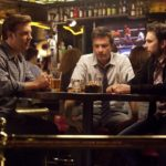 """HB-05204 (L-r) JASON SUDEIKIS as Kurt, JASON BATEMAN as Nick and CHARLIE DAY as Dale in New Line Cinema's comedy """"HORRIBLE BOSSES,"""" a Warner Bros. Pictures release."""