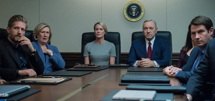 house of cards situation room