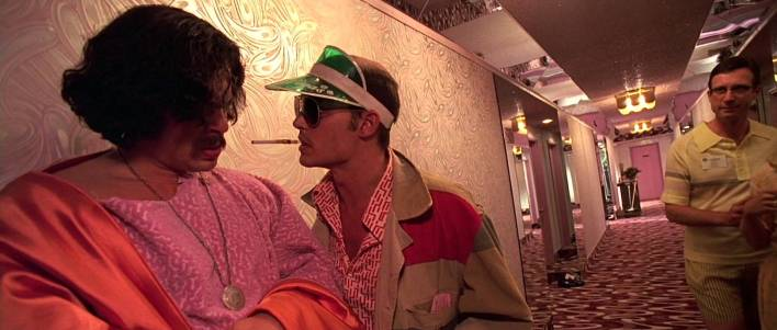 paura e delirio a las vegas terry gilliam johnny depp benicio del tor hunter thompson