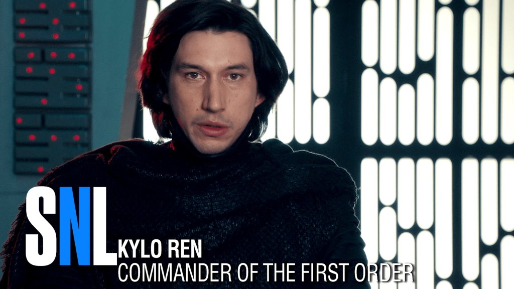 kylo ren star wars trash
