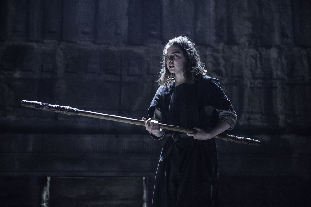 il trono di spade episode-6x03-Oathbreaker-Arya