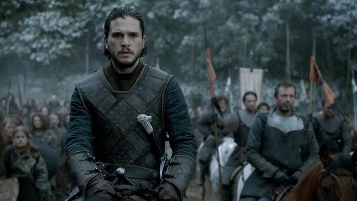 Jon il trono di spade 6x09