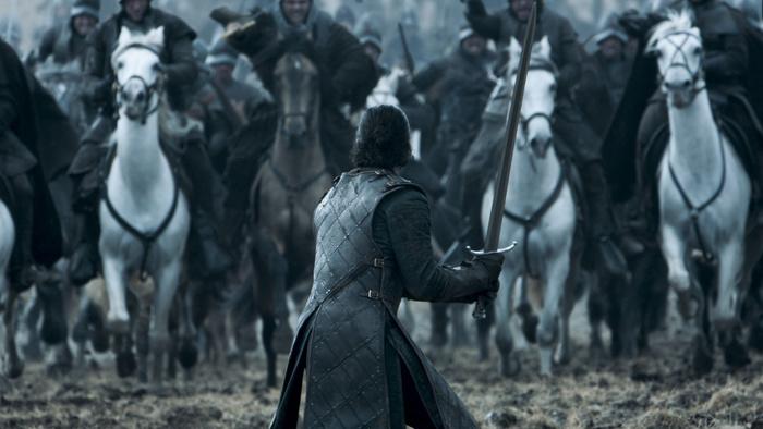 il trono di spade 6x09-Jon-Snow