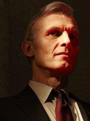 THE STRAIN -- Pictured: Richard Sammel as Thomas Eichhorst. CR. Frank Ockenfels/FX