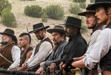 i magnifici 7 chris pratt antoine fuqua denzel washington ethan hawk