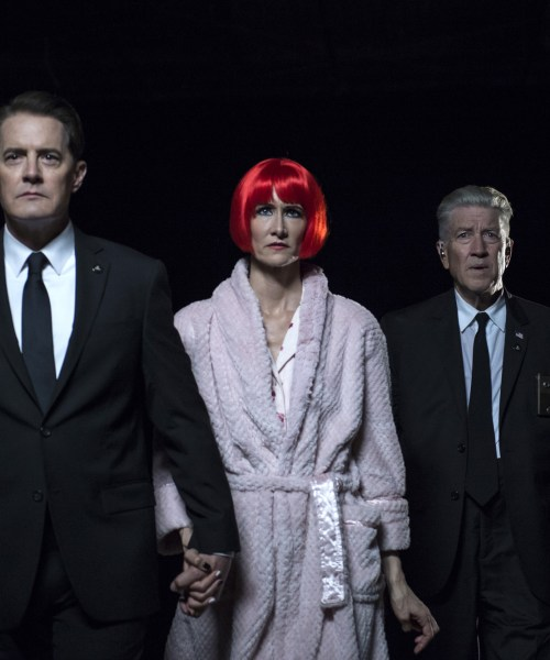 Twin Peaks 3 David Lynch Mark Frost Angelo Badalamenti Kyle MacLachlan Sherilyn Fenn Sheryl Lee Laura Dern Tim Roth