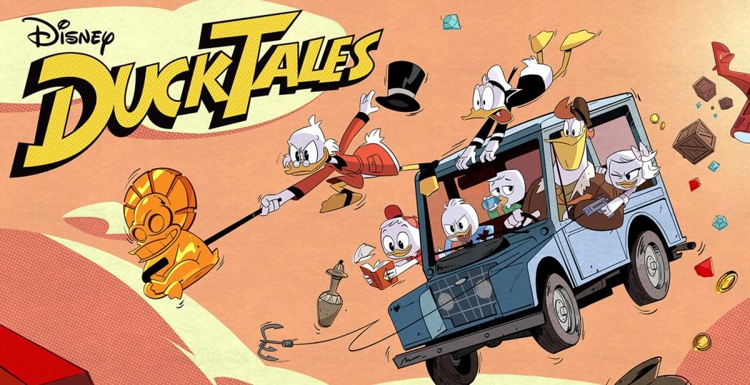 Ducktales: i cartoni di oggi sono più belli di quelli di una volta