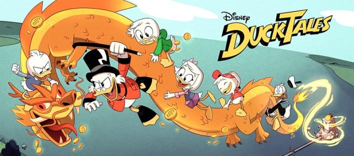 Ducktales, Zio Paperone