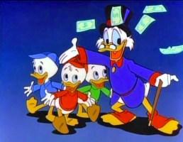 Ducktales, anni 80, 1987, 2017