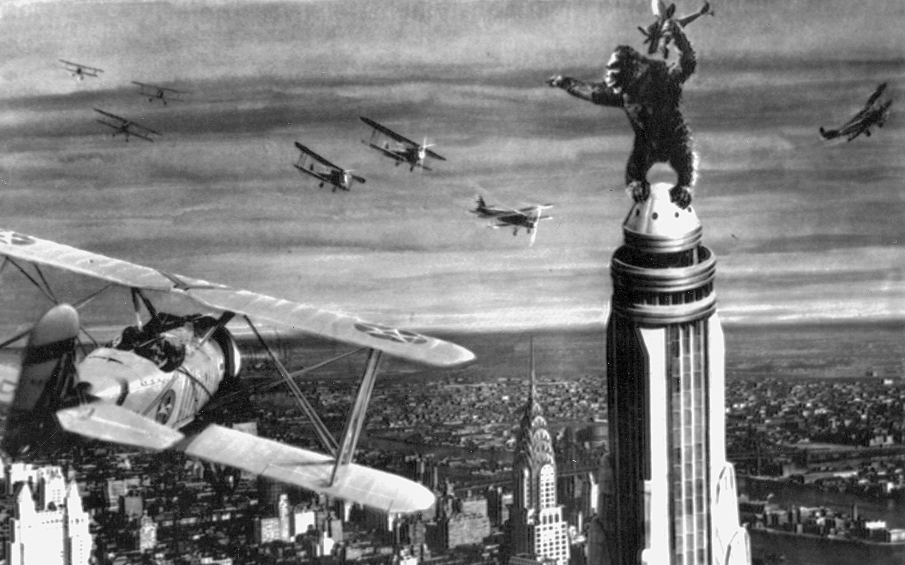 King Kong sull'Empire State Building