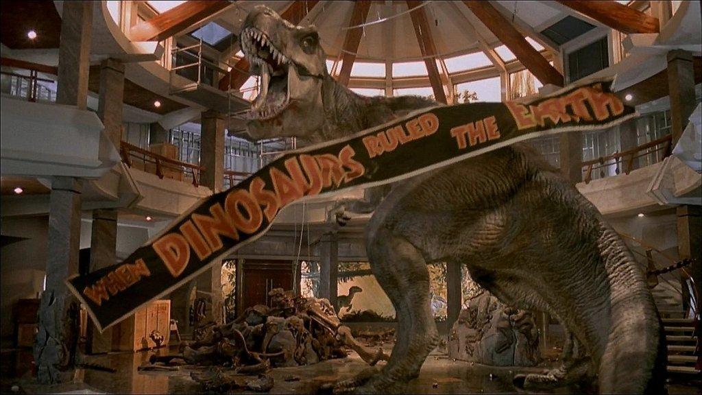 Incubo Jurassic Park