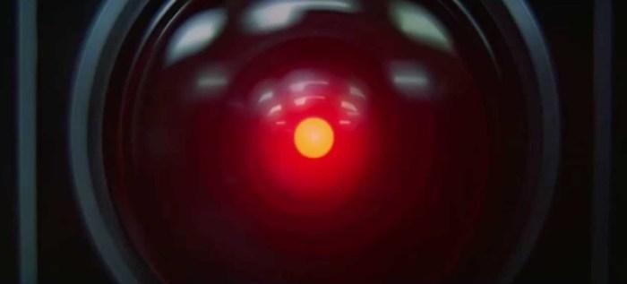 18 2001 odissea nello spazio hal 9000