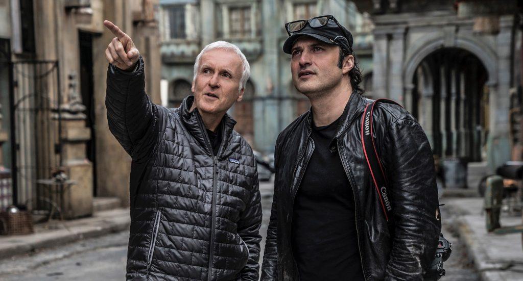 James Cameron e Robert Rodriguez