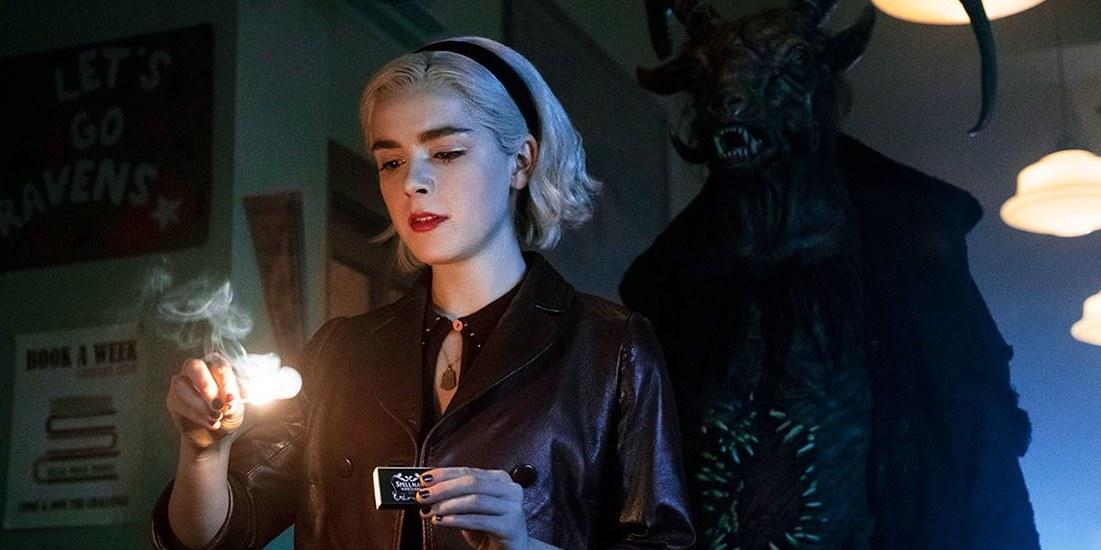 terrificanti avventure di Sabrina