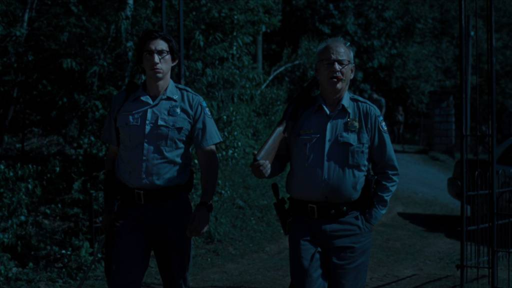 The Dead Don't Die - Bill Murray e Adam Driver