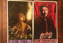 trono di spade game of thrones il matto il mago tarocchi hbo tyrion lannister peter baelish