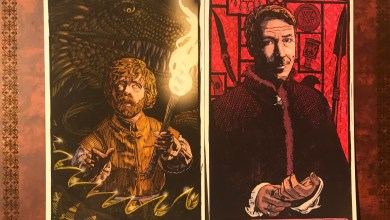 trono di spade game of thrones il matto il mago tarocchi hbo tyrion lannister peter baelish