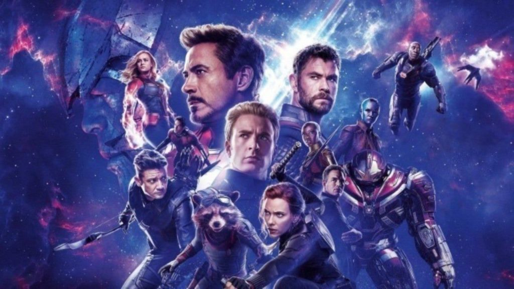 Disney Plus - Avengers Endgame