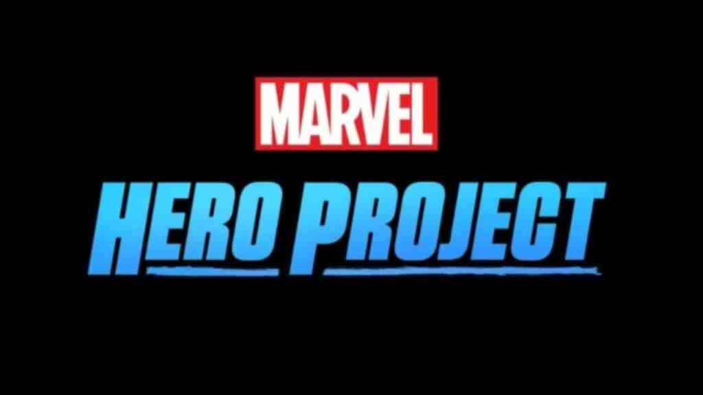 Disney Plus - Marvel's Hero Project
