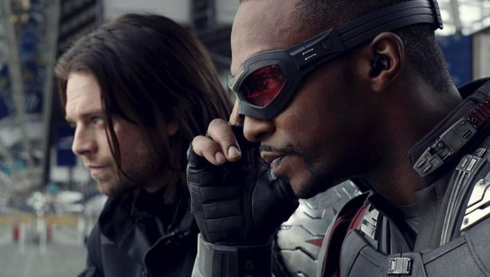 MCU - The Falcon and the Winter Soldier