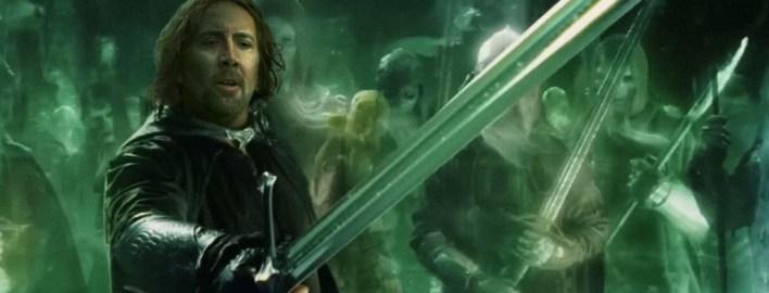 Rifiuto attori | Nic Cage Il Signore degli Anelli