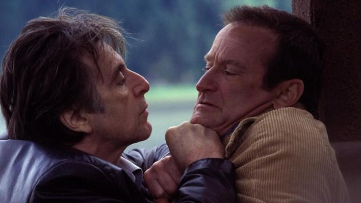 Will Dormer (Al Pacino) e Walter Finch (Robin Williams)