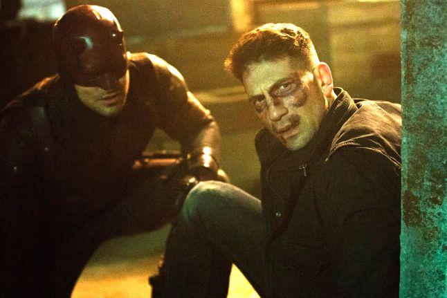 Daredevil e Punisher