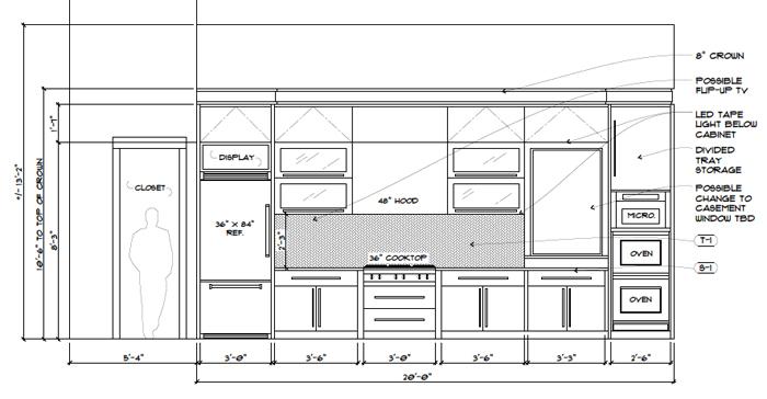 kitchen-elevation