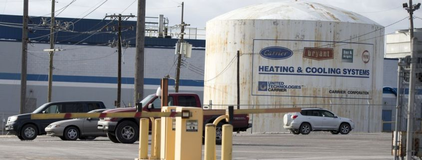 Carrier Plant Will Keep Jobs in U.S.A., is carrier moving jobs to mexico