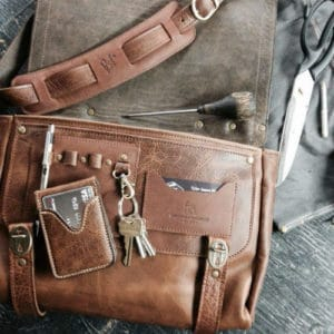 Washington Alley Wallets, American Made Men's Clothing and Accessories