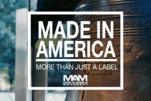 American Made Label