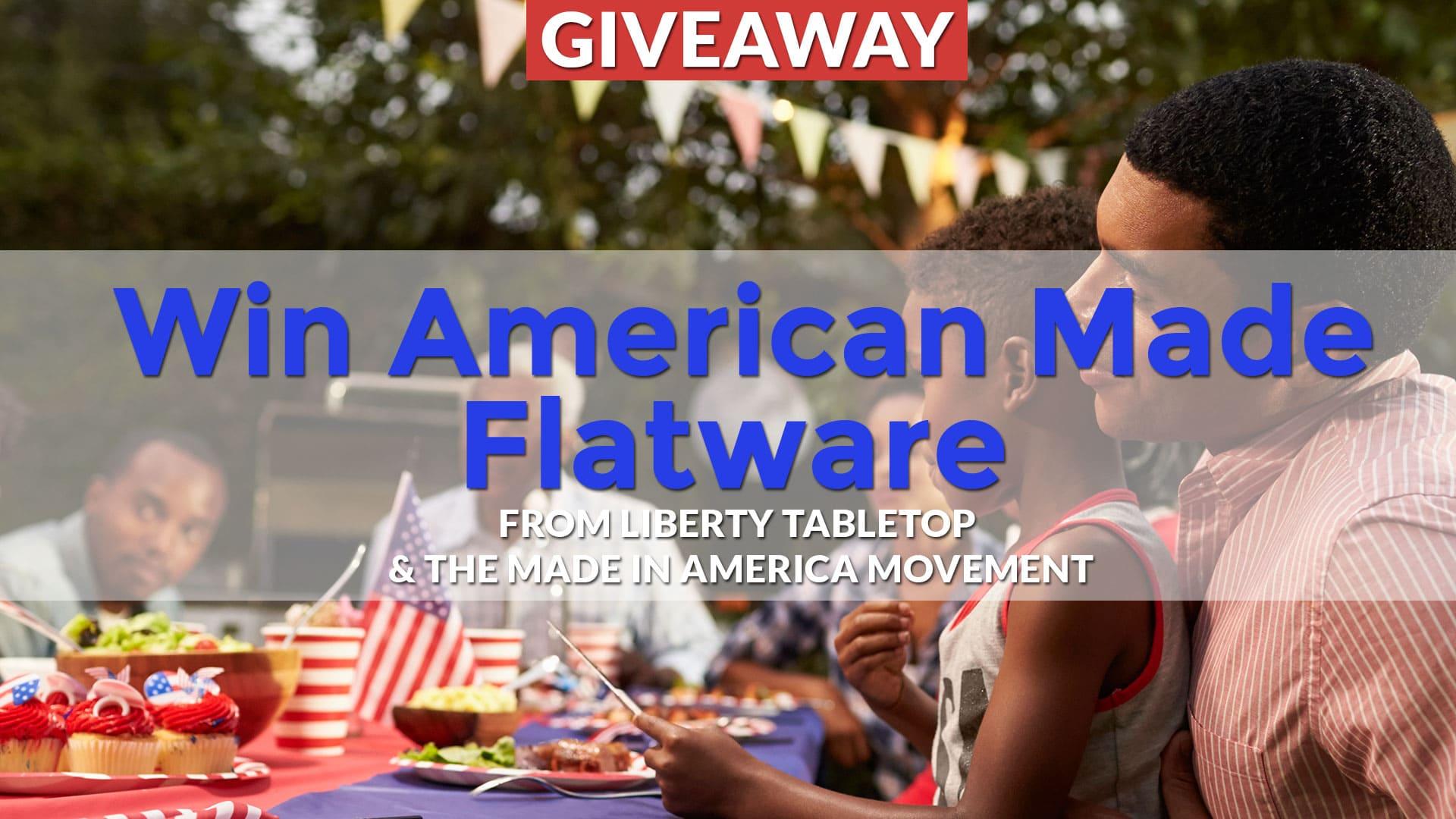 American Made Flatware, Made in USA Flatware, Made in America Week, Made in America Day, Made in America Month, Made in USA Week, Made in USA Month, made in usa products list, made in america products list, american made products list