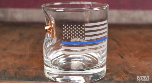 BenShot, shot glasses with a bullet, bullet shot glasses, Fathers Day Guide, Made in America Father's Day Gifts | Made in USA Gifts For The Dad In Your Life, Father's Day Gift