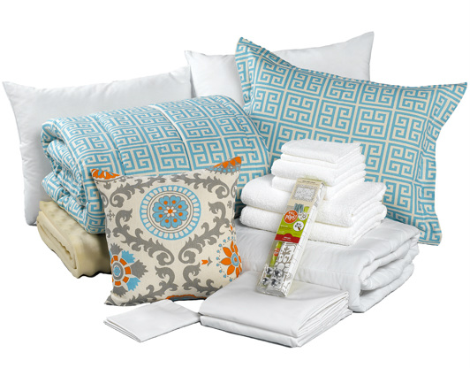 American made - bedding bundle
