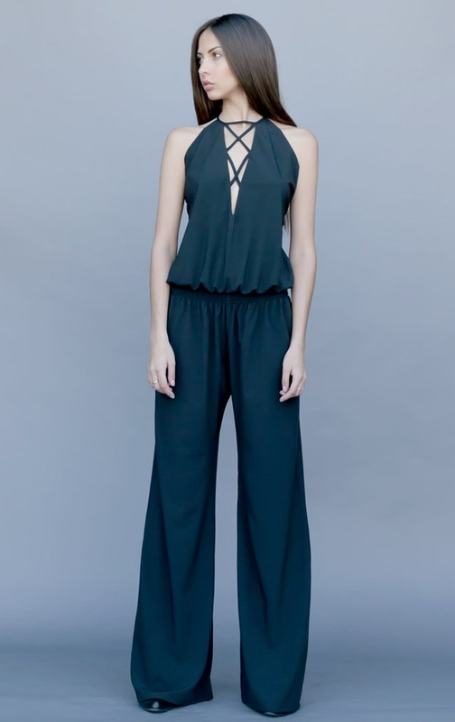 "Single's ""Janessa"" jumpsuit"