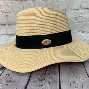 Plain Straw Hat