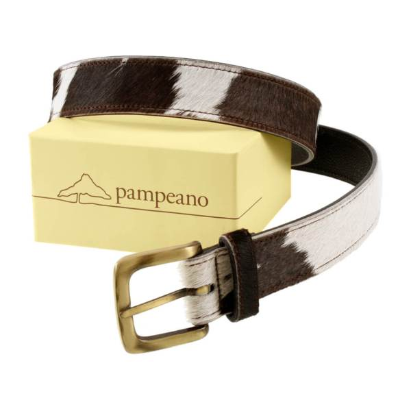 Pampeano Cowhide Leather Belts