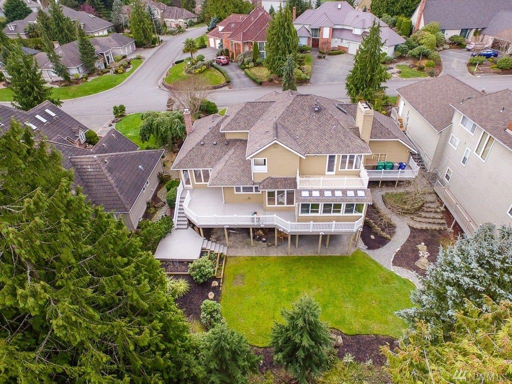 Evergreen Community Mil Creek Home